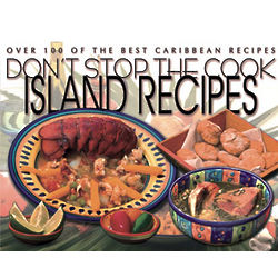 Don't Stop the Cook Island Recipes Cookbook