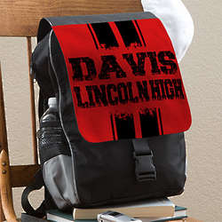 Personalized School Spirit Kid's Backpack
