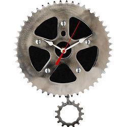 Recycled Pendulum Wall Clock