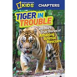 Tiger in Trouble Kid's Book