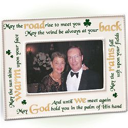 Irish Blessing Frame