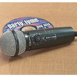 Plug n Play Karaoke Microphone System