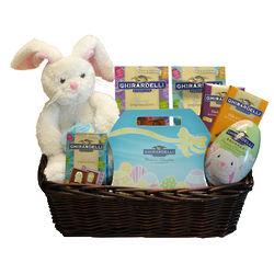 Fluffy Bursting Easter Basket