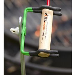 Fireside Fishing Pole Holder