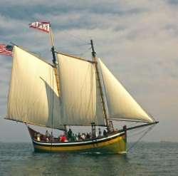 Salem Sound Schooner Sailing Tour for 1