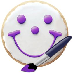 Create Your Own Original Smiley Cookies