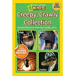 Creepy Crawly Collection Kid's Book