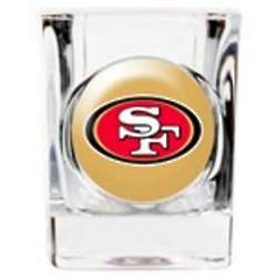 NFL Personalized Shot Glass