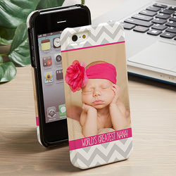 Picture Perfect Chevron iPhone 5 Cell Phone Hardcase