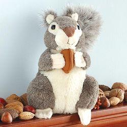 Teddy Thanksgiving Squirrel Stuffed Animal