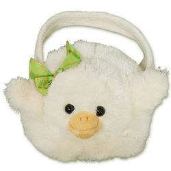 Girl's Lucky Ducky Purse