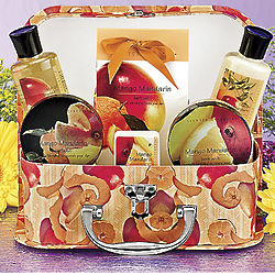 Mango Mandarin Bath and Body Set