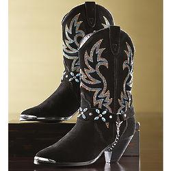Laredo Victoria Cowgirl Boots
