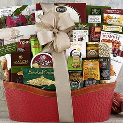 Executive Choice Gift Basket