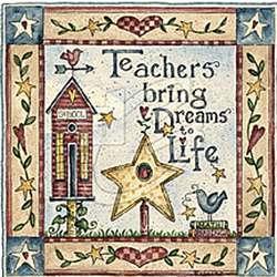 Teachers Bring Dreams To Life T-Shirt