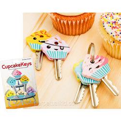 Cupcake Key Covers
