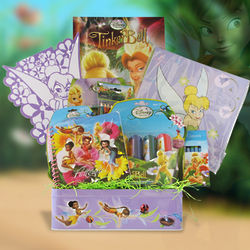 Tinker Bell Creativity Gift Basket