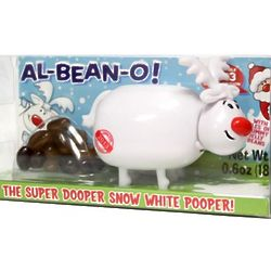 Al-Bean-O Super Dooper Snow White Candy Pooper
