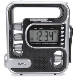 NR1 NOAA Emergency Radio