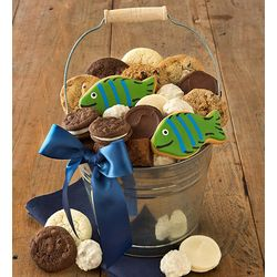 Fisherman's Cookie Pail