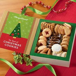 Holiday Cookie Book Gift Box