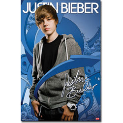 Justin Bieber Gift Ideas on Justin Bieber Arrows Music Poster   Findgift Com