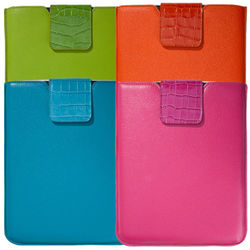 Leather Universal iPad Sleeve