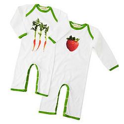 Baby's Farmer's Market Romper