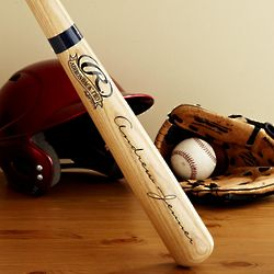 "Youth 30"" Personalized Engraved Baseball Bat"