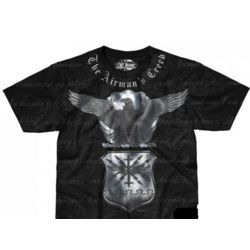 US Air Force Airman's Creed T-Shirt