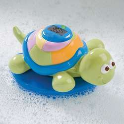 Infant's Digital Turtle Bath Temperature Tester