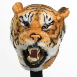Tiger Golf Club Head Cover