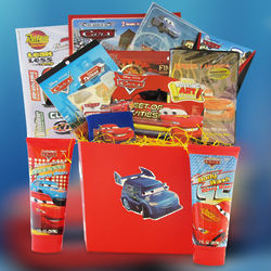 Disney Pixar Cars All Occasion Gift Basket