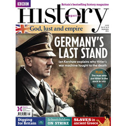 BBC History Magazine 13-Issue Subscription