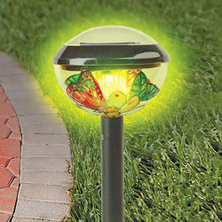Butterfly Design Solar Lights