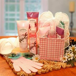 Bath Delights on the Go Gift Tote