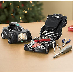 34-Piece Car Tool Kit