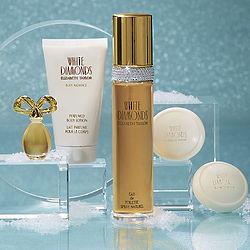 5-Piece White Diamonds Perfume Set by Elizabeth Taylor