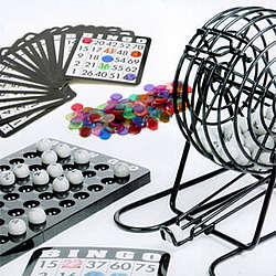Complete Bingo Game Kit