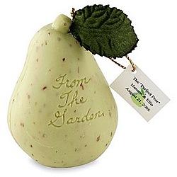The Perfect Pear Oatmeal Soap