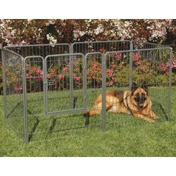 Configurable Outdoor / Indoor Pet Pen