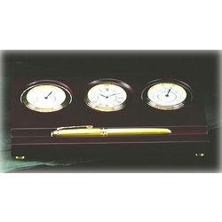 Bey Berk Weathermaster Clock