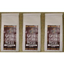 Variety 3 Pack of Green Coffee Beans