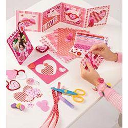 I Love Crafts Valentine Project Kit