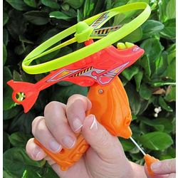 Ripcord Helicopter Toy