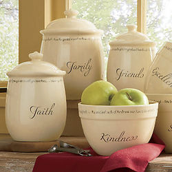 Inspirations Canisters