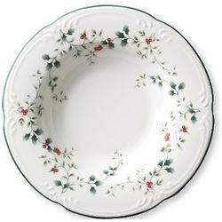 Winterberry Rim Soup Bowl