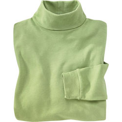 Women's Cotton Turtleneck