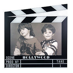 Clapboard 5x7 Picture Frame