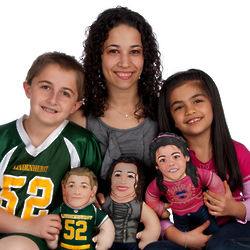 Personalized Stuffed People or Pet Buddy